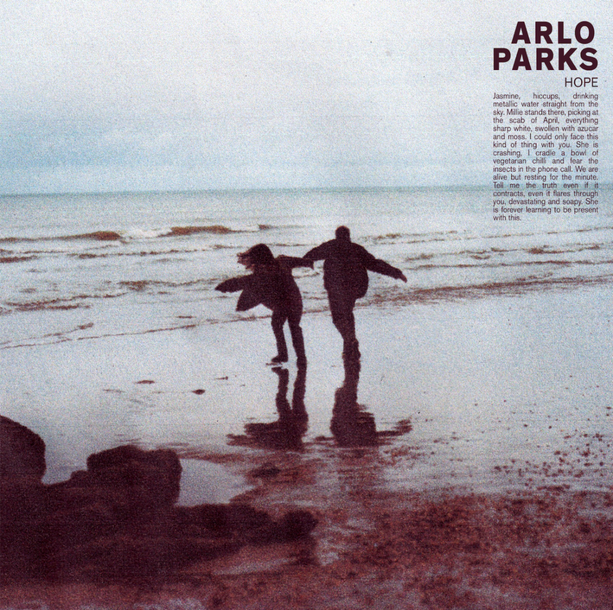 "Arlo Parks – ""Hope"""