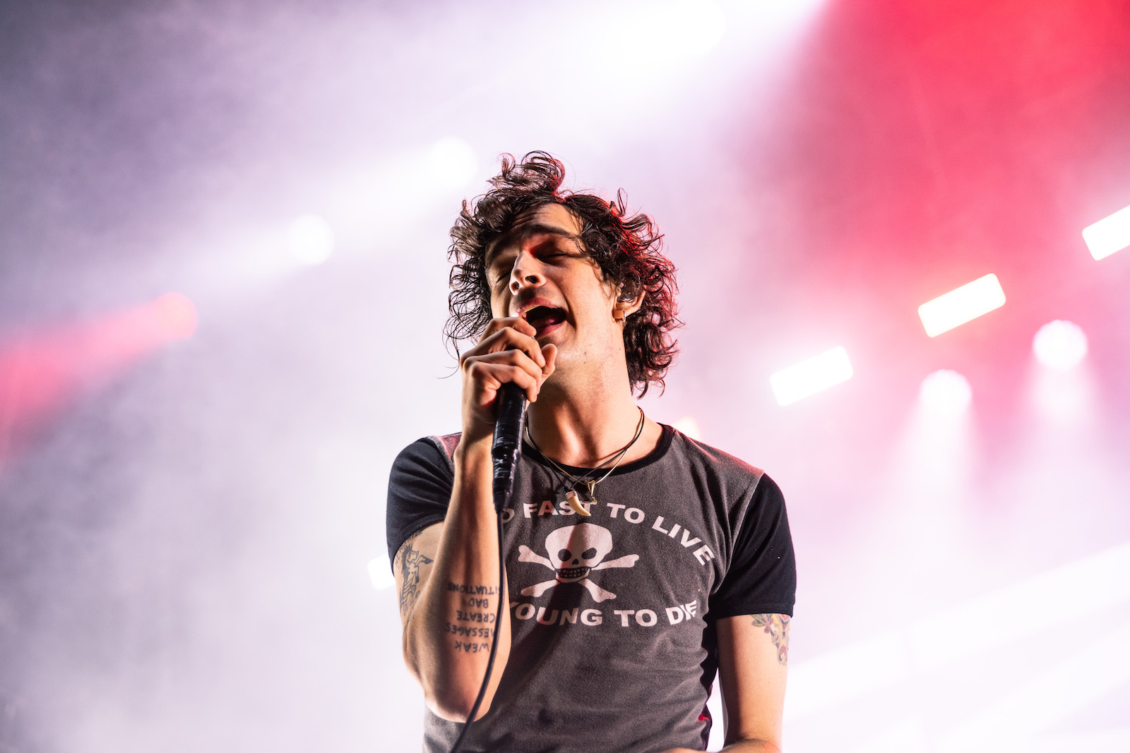 The 1975 Cancel 2021 Tour Dates, Working On New Album