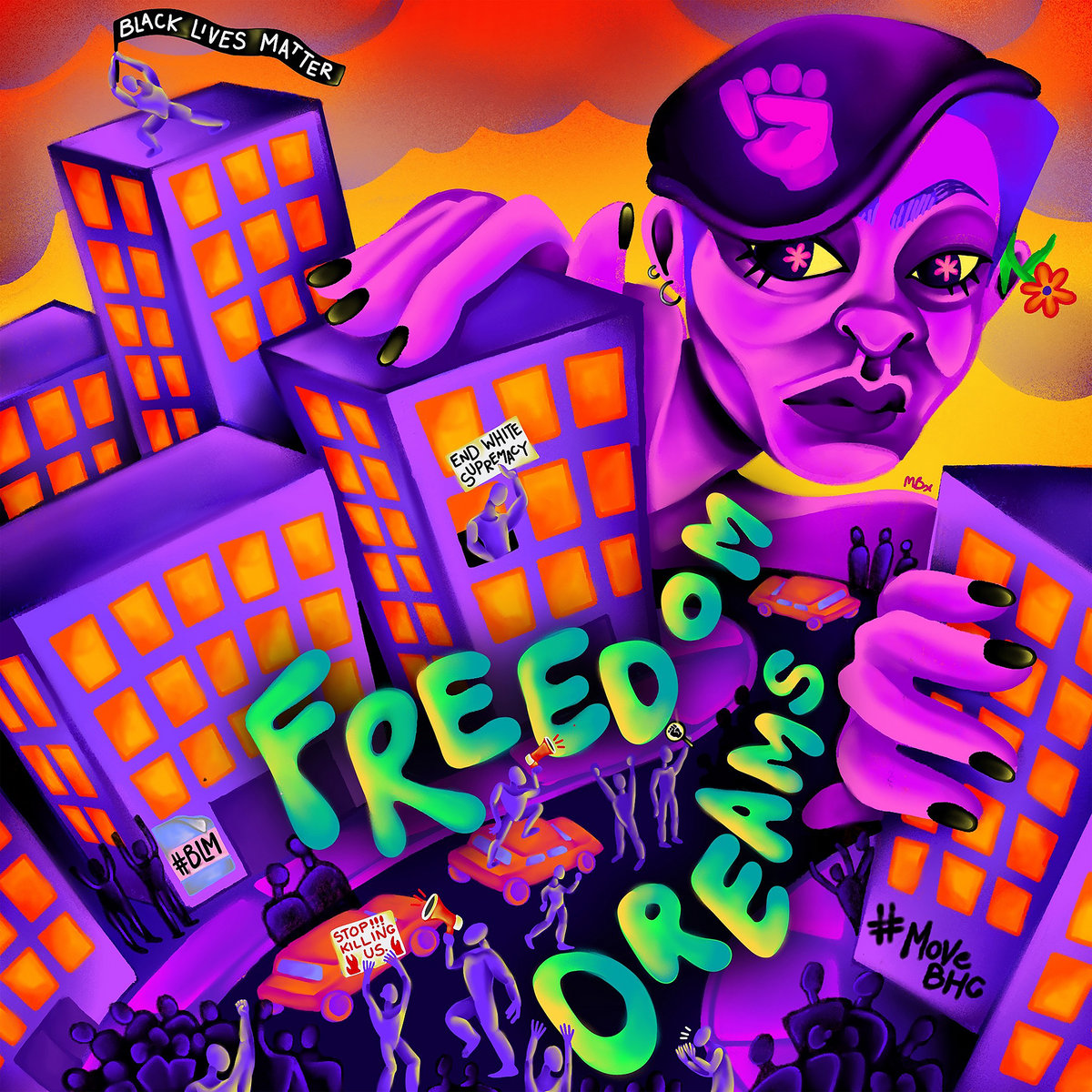 Stream Boston Hardcore Band MOVE's Furious, Passionate New EP Freedom Dreams