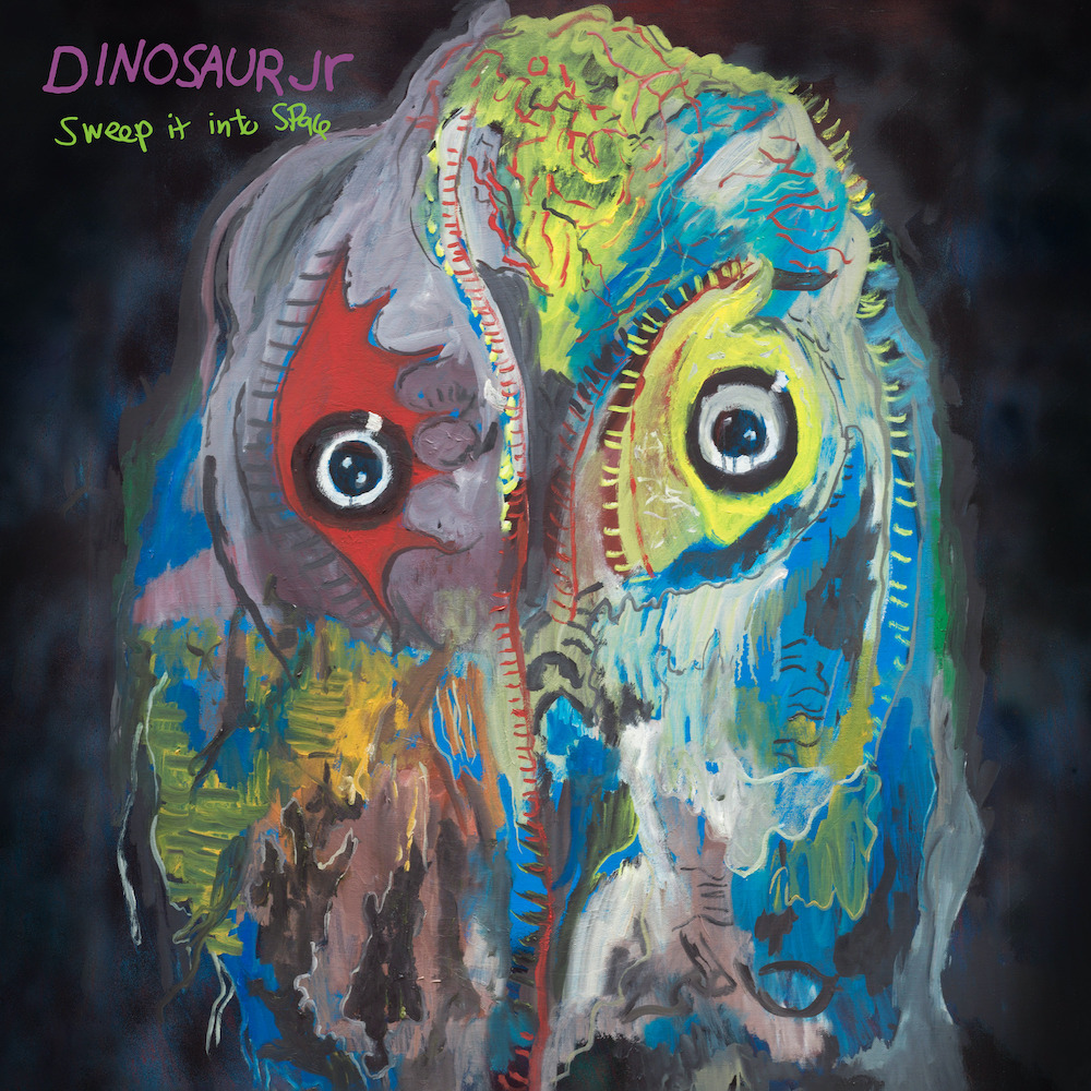 "DInosaur Jr. – ""I Ran Away"""