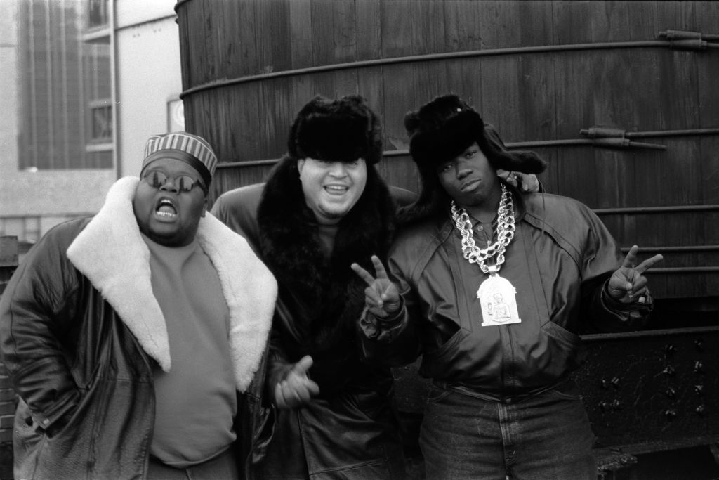 The Fat Boys Were Important