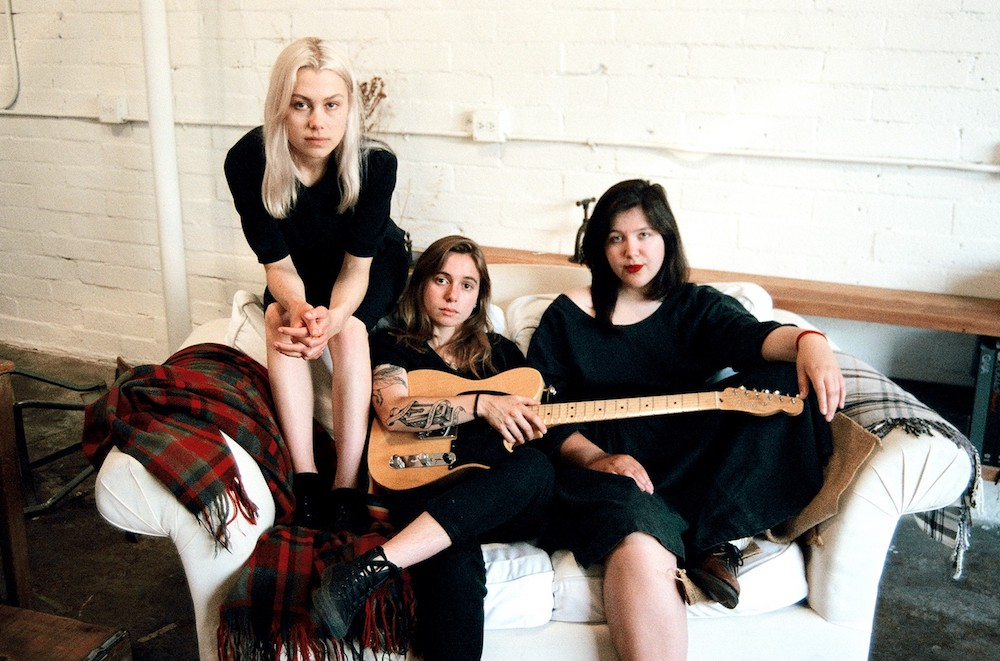"Julien Baker – ""Favor"" (Feat. Phoebe Bridgers & Lucy Dacus)"