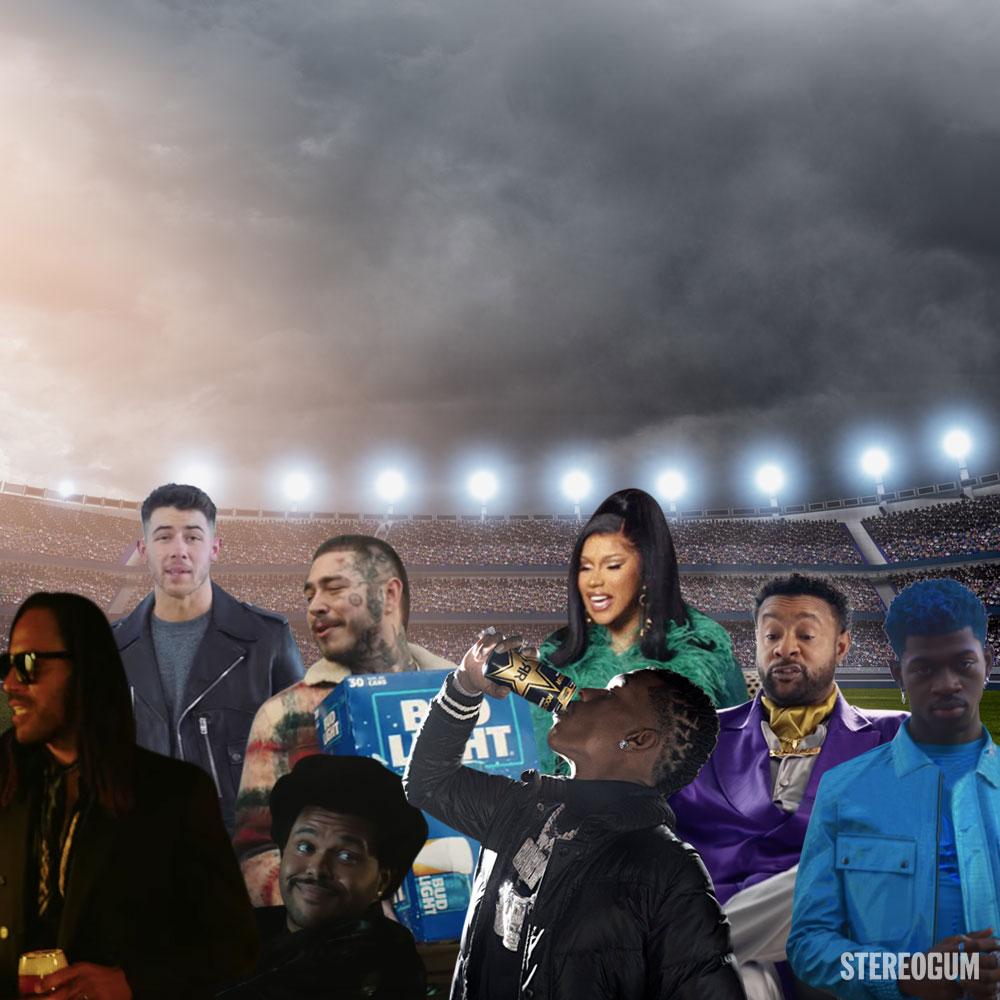 Ran Super Bowl 2021