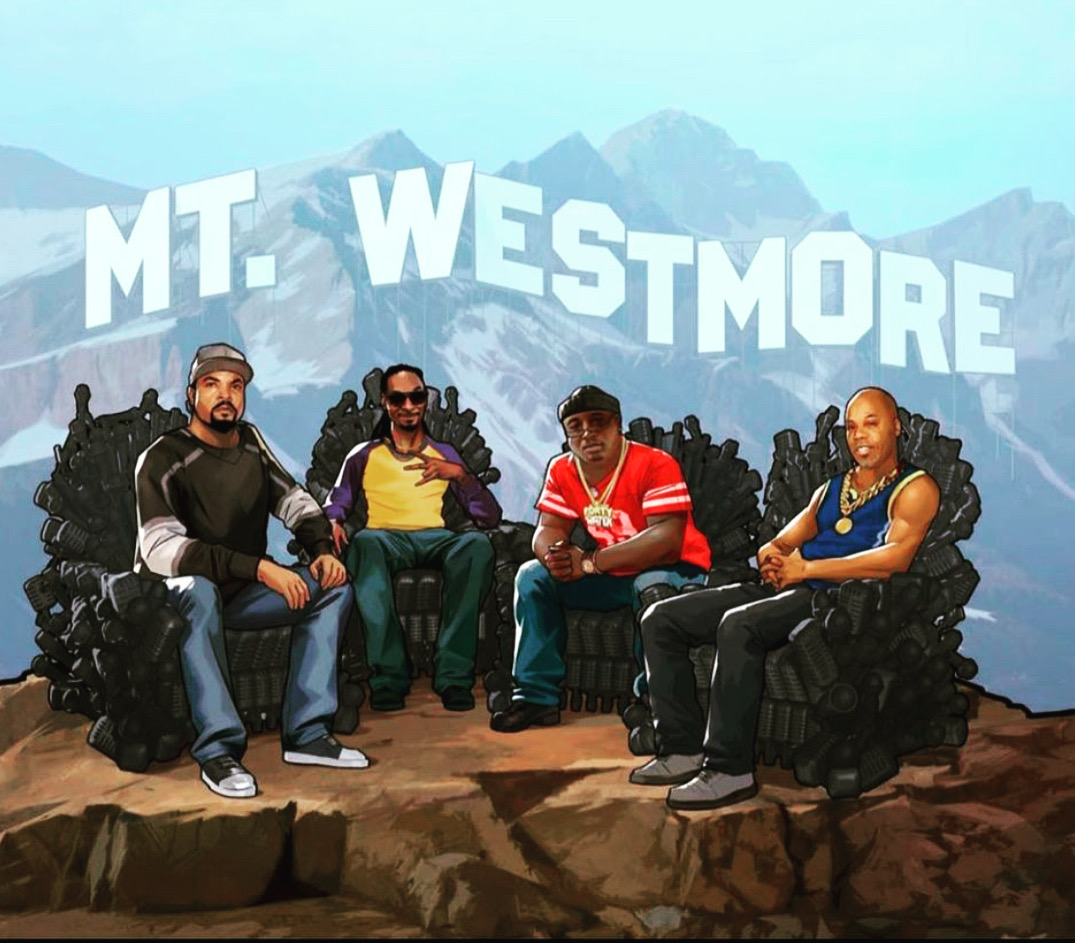 Snoop Dogg, Ice Cube, Too Short, & E-40 Announce Mt. Westmore Supergroup Album, Performance At Trillers Jake Paul Fight Event