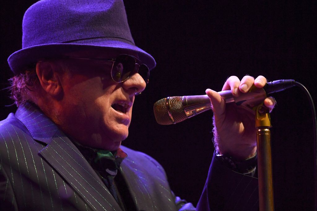 "Van Morrison Announces New Album That Features A Song Called ""They Run The Media"""