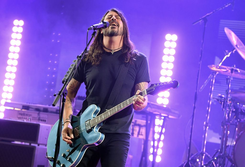 Foo Fighters, Eddie Vedder, JLo Playing VAX LIVE, A Concert Special To Inspire Vaccine Confidence