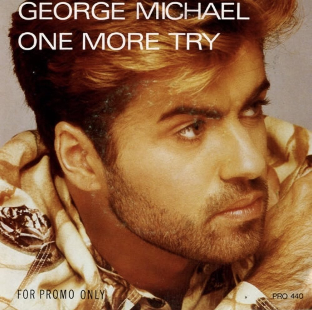 """The Number Ones: George Michael's """"One More Try"""""""