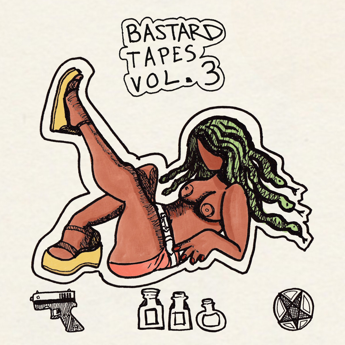 Stream Bbymutha's New EP Bastard Tapes Vol. 3