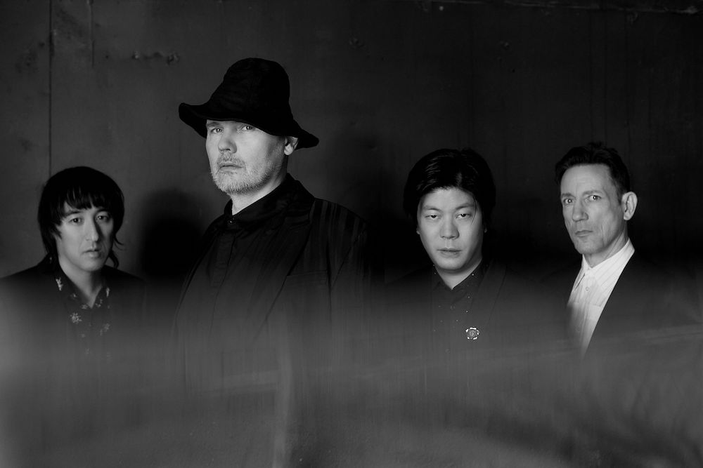 The Smashing Pumpkins Announce First Archival Release, Live In Japan, 1992