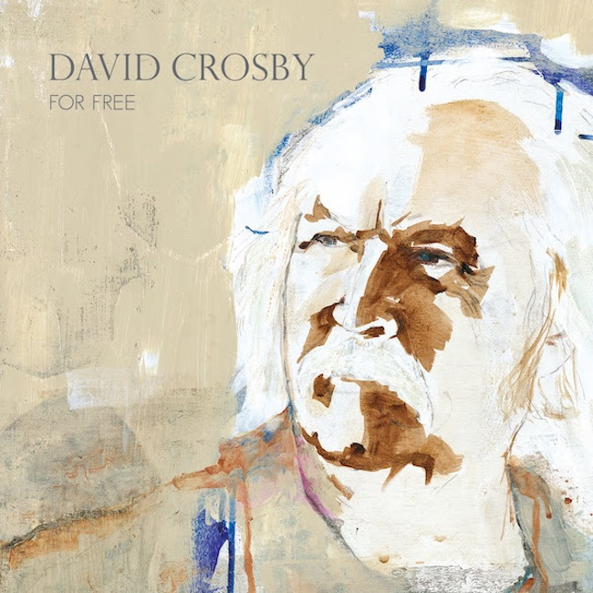 Hear David Crosby's Joni Mitchell Cover And Donald Fagen Collab