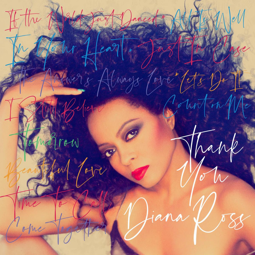 """Diana Ross Shares """"Thank You,"""" Her First New Single In 15 Years"""