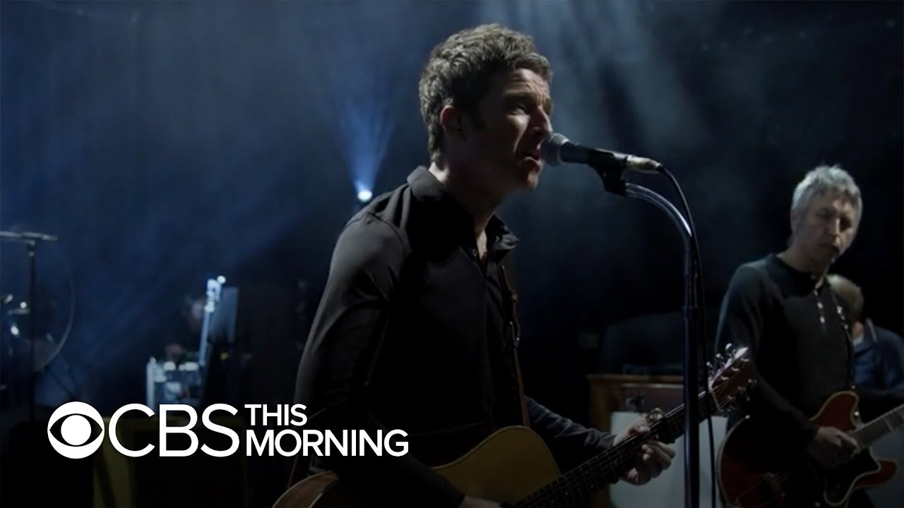 Watch Noel Gallagher's Interview & Performance On CBS This Morning - Stereogum