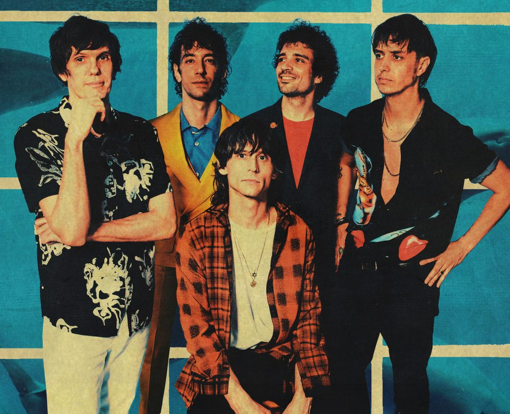 """The Strokes Debut New Song """"Starting Again"""" In Maya Wiley Advertisement"""