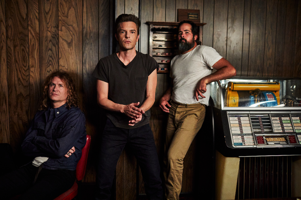 Q&A: The Killers On Their New Album Pressure Machine, Collaborating With Phoebe Bridgers And Bruce Springsteen, And Their Next Album