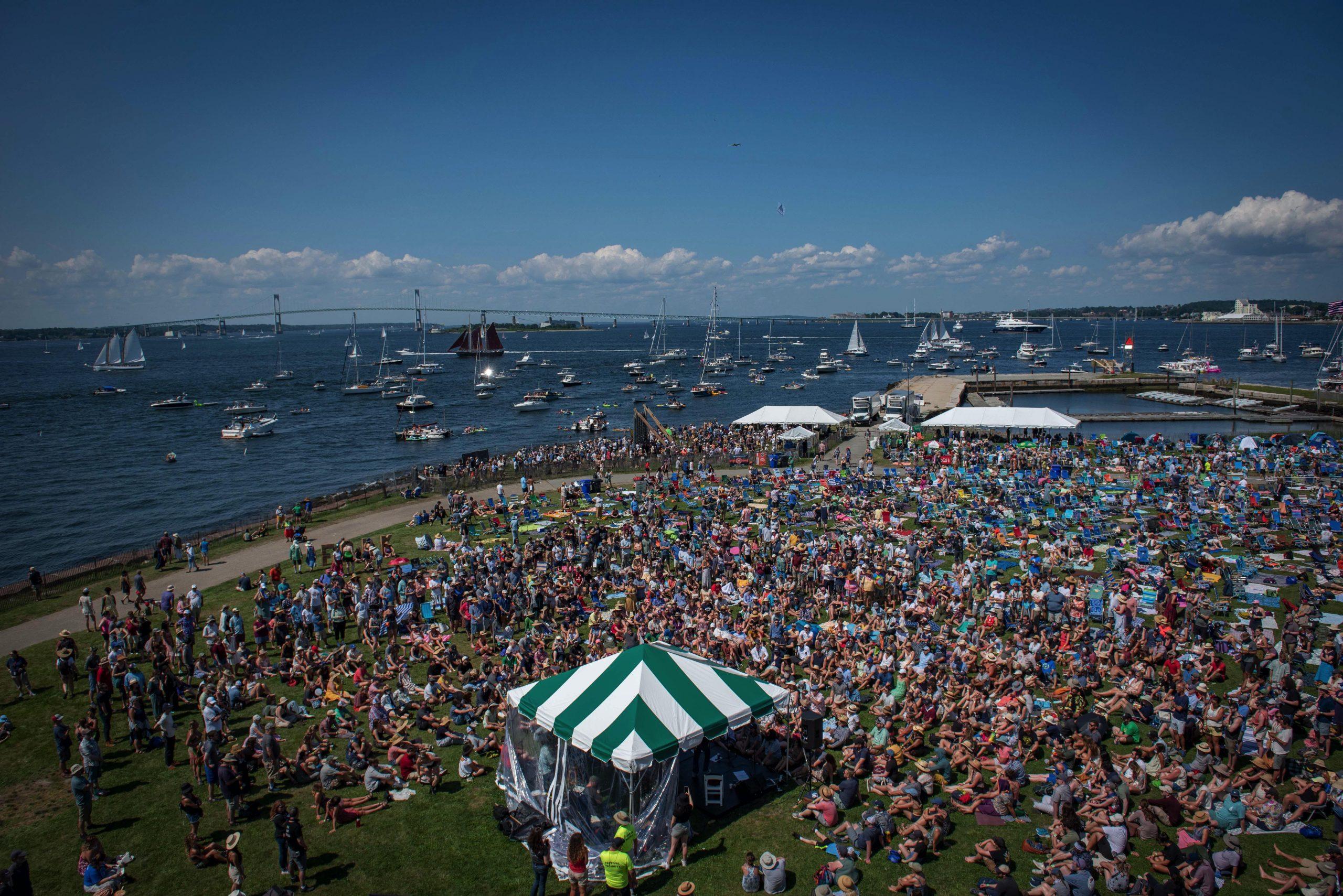 Newport Folk 2021 Was A Warm, Quiet Welcome Back To Festival Season
