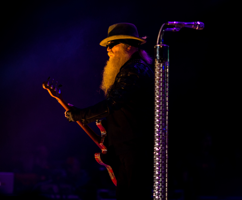 ZZ Top's Dusty Hill Dead At 72