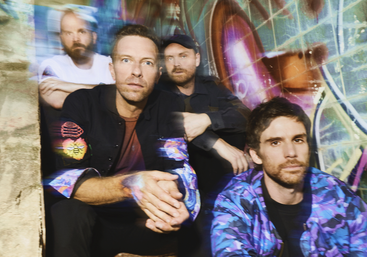 """Coldplay Share New Song """"Coloratura"""": Listen"""