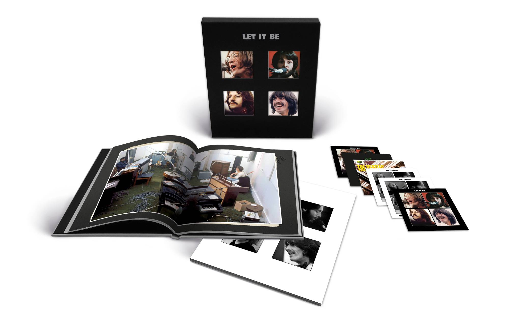 The Beatles' Let It Be Gets Deluxe Reissue With Previously Unreleased Mixes And Outtakes