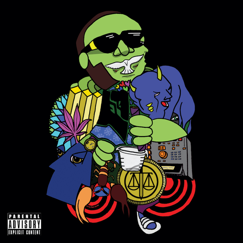 Stream Benny The Butcher's New EP Pyrex Picasso