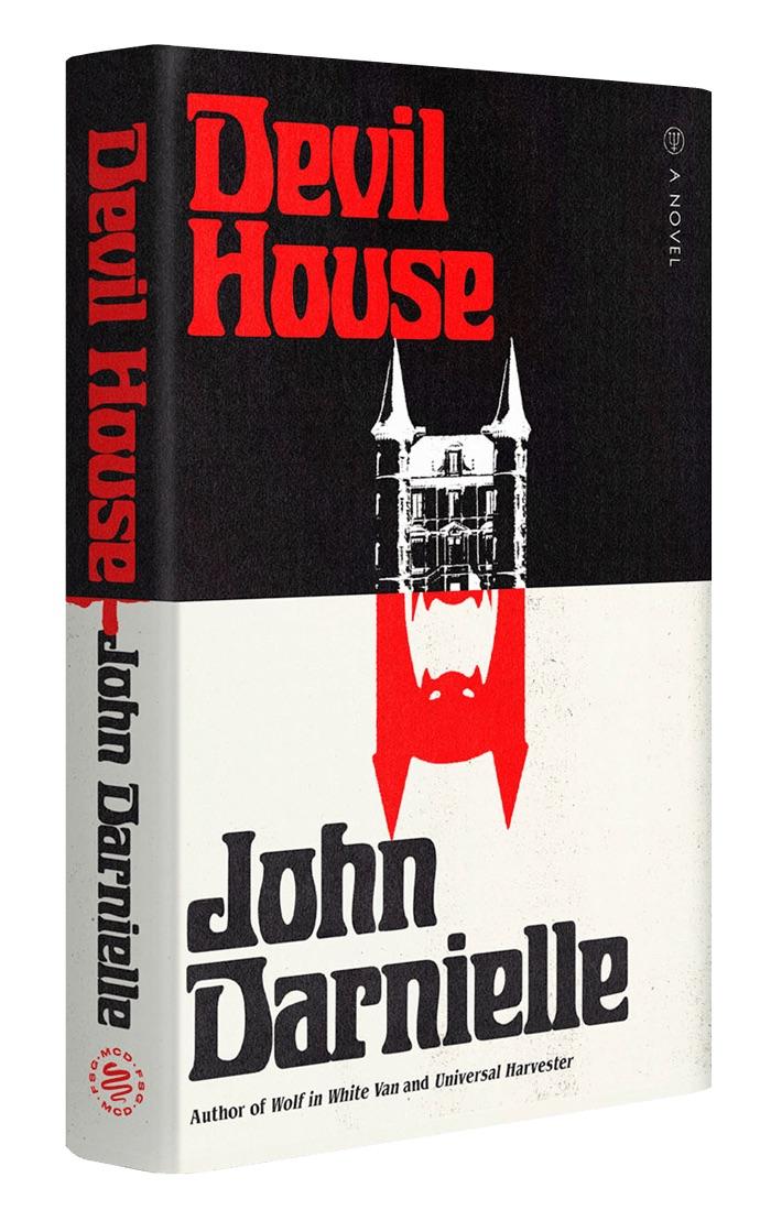 The Mountain Goats' John Darnielle Announces New Novel Devil House