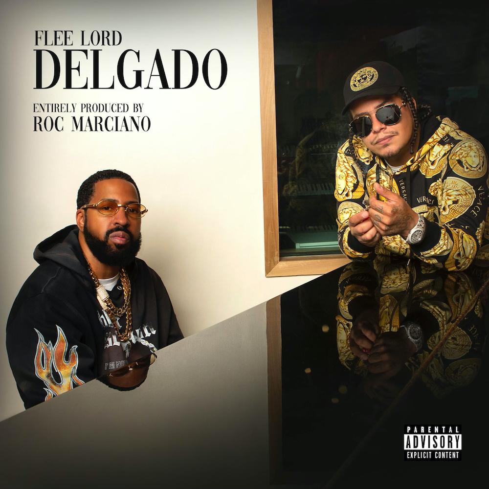 Stream Flee Lord & Roc Marciano's New Collaborative Album Delgado