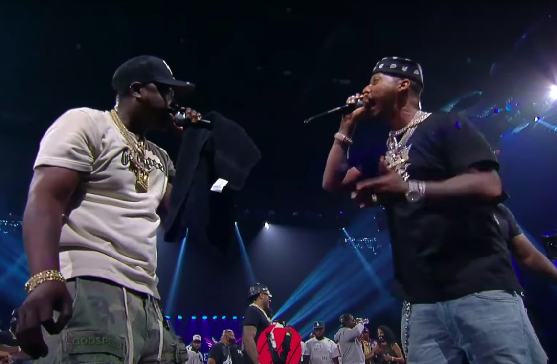 Let Jadakiss Show You How To Do This