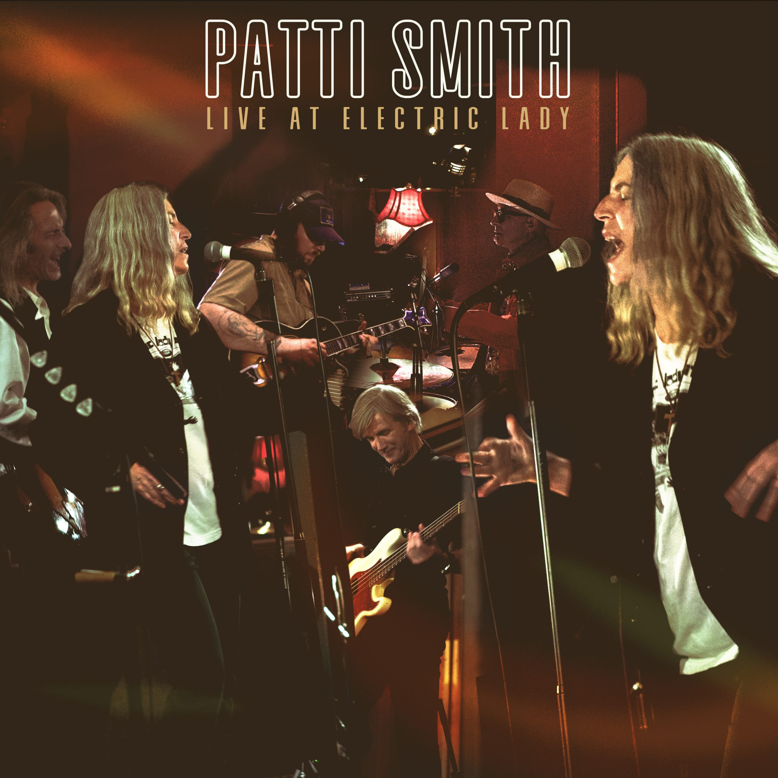 "Patti Smith – ""Blame It On The Sun"" (Stevie Wonder Cover)"