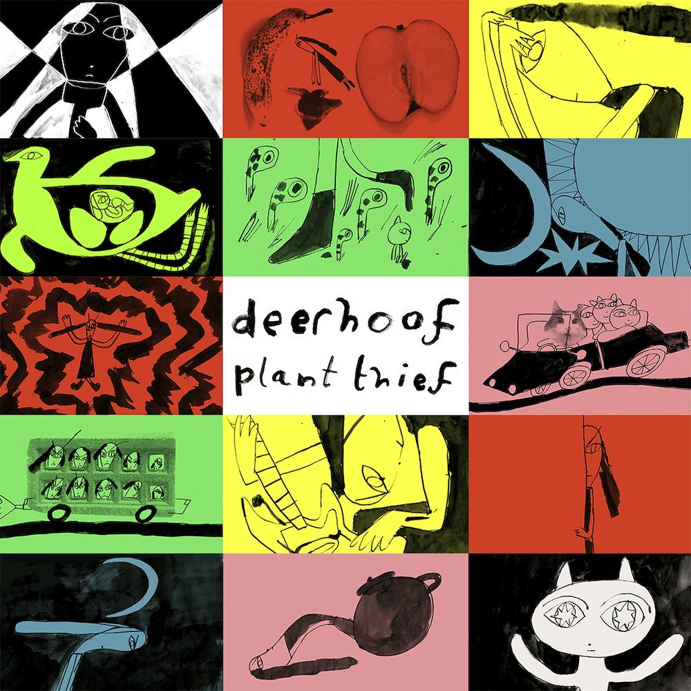 """Deerhoof – """"Plant Thief"""""""