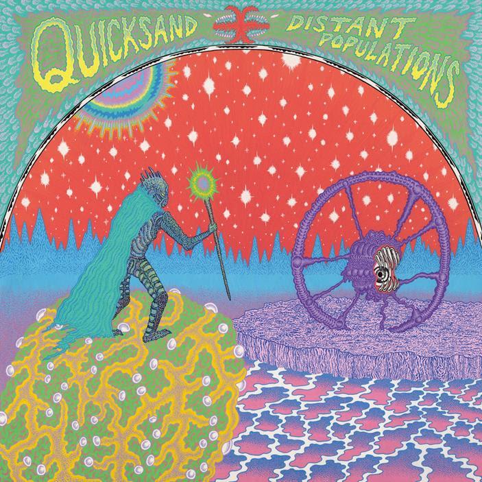 Stream Quicksand's Kickass New Album Distant Populations