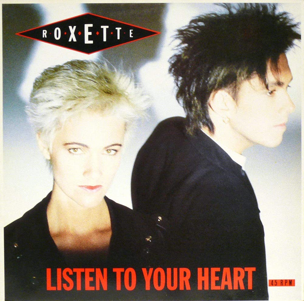 """The Number Ones: Roxette's """"Listen To Your Heart"""""""