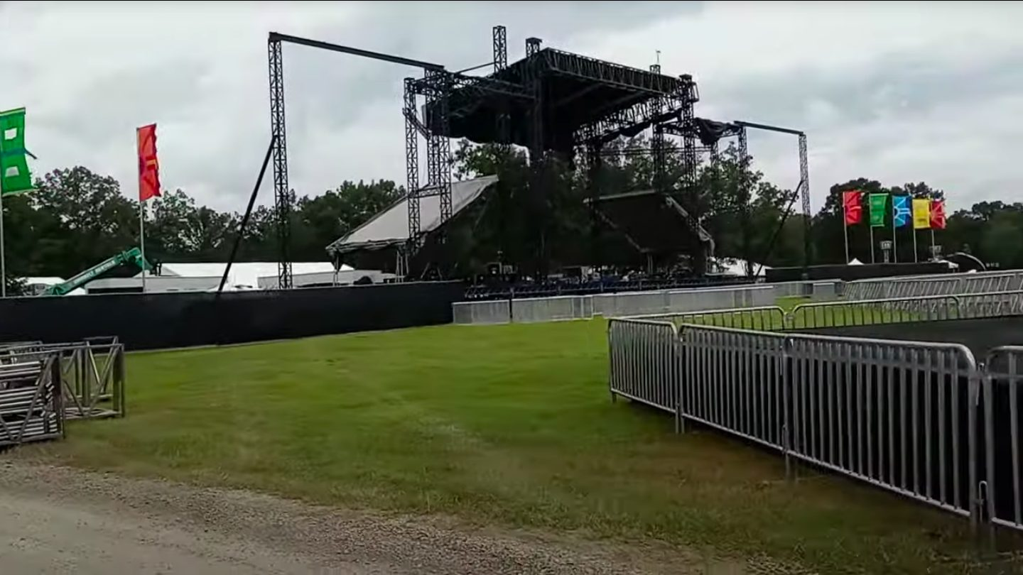 Bonnaroo 2021 Cancelled Due To Flooding, Was Set To Start In 2 Days