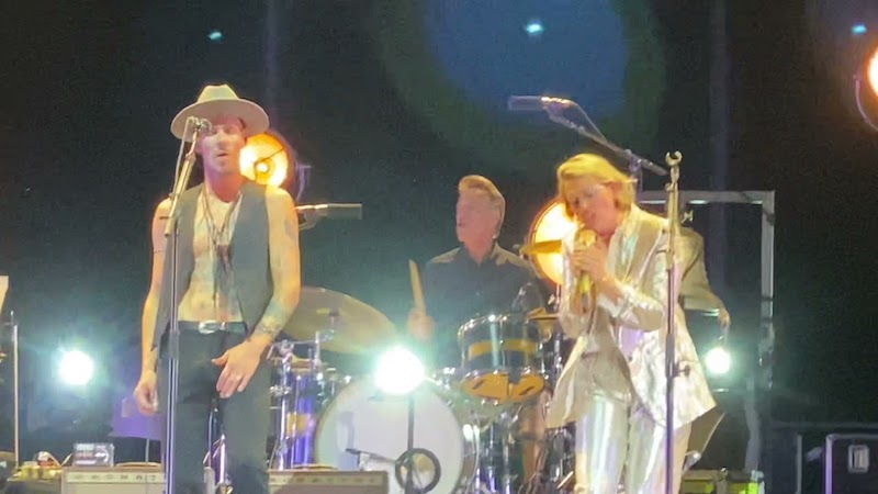 Watch Brandi Carlile Perform With Surviving Soundgarden Members At Gorge Amphitheatre