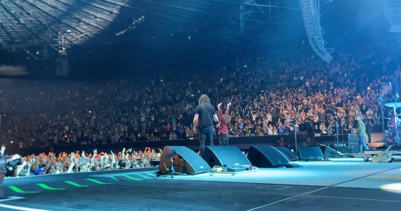 Dave Grohl's Archnemesis, 11-Year-Old Drummer Nandi Bushell, Finally Joins Foo Fighters In Concert