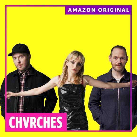 """CHVRCHES – """"The Killing Moon"""" (Echo & The Bunnymen Cover)"""
