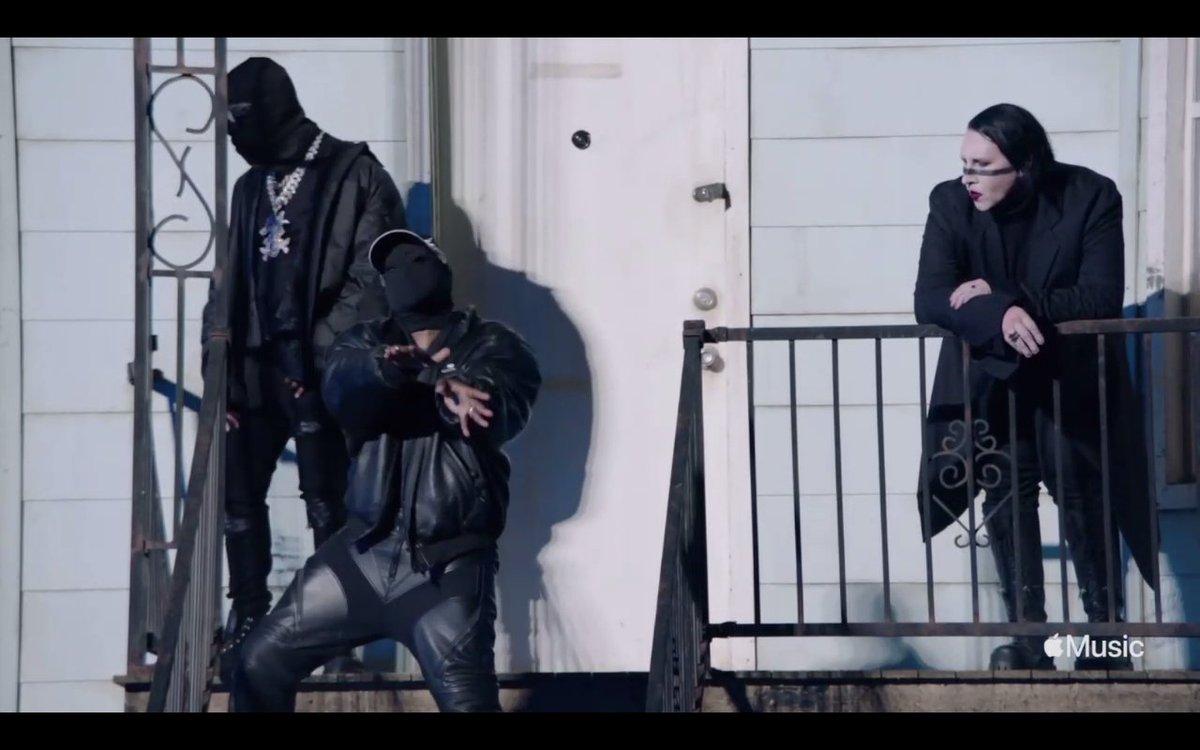 Kanye West Debuted Donda v3 Alongside DaBaby And Marilyn Manson