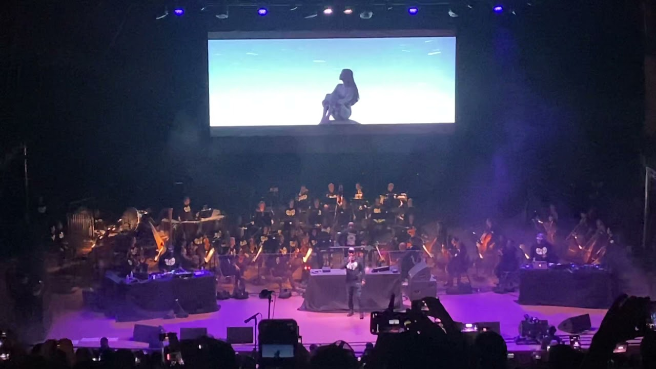 Watch Wu-Tang Clan Perform With The Colorado Symphony Orchestra At Red Rocks