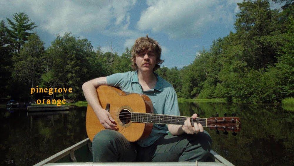 """Pinegrove – """"Orange (Acoustic)"""""""