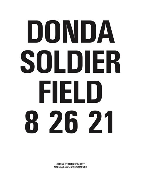Kanye Announces Yet Another Donda Show