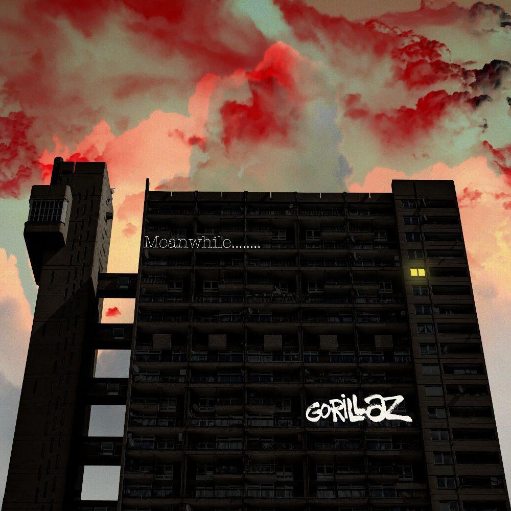 Stream Gorillaz's New Meanwhile EP