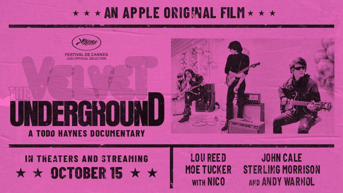 Watch A Trailer For Todd Haynes' Velvet Underground Documentary