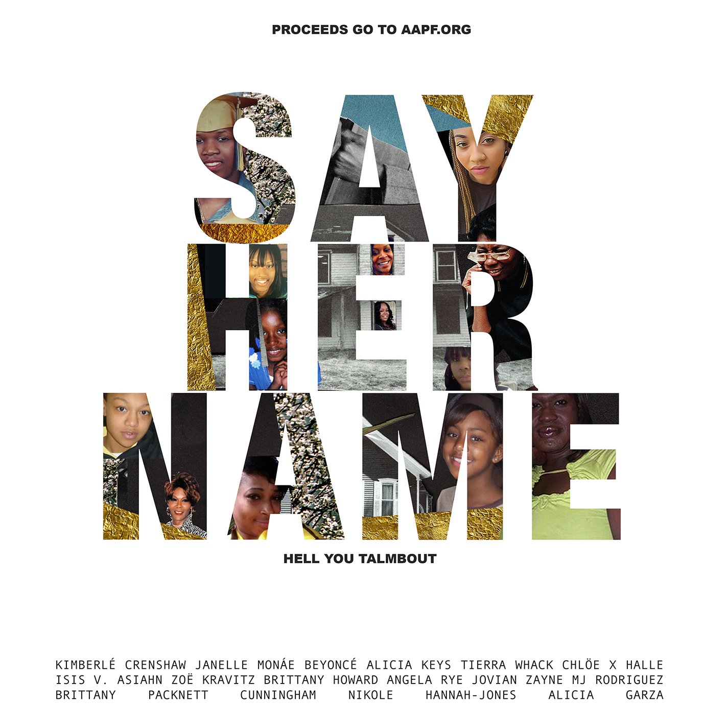 """Janelle Monáe – """"Say Her Name (Hell You Talmbout)"""""""