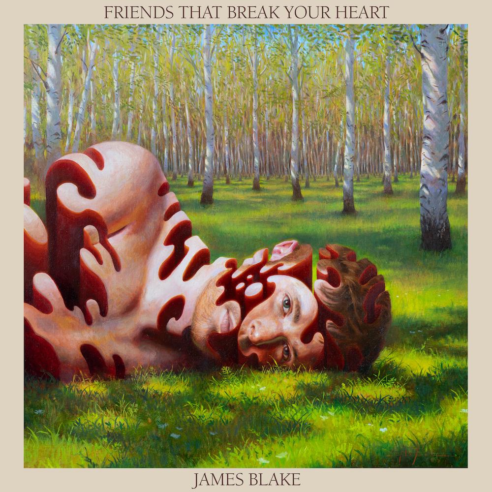 "James Blake – ""Famous Last Words"""