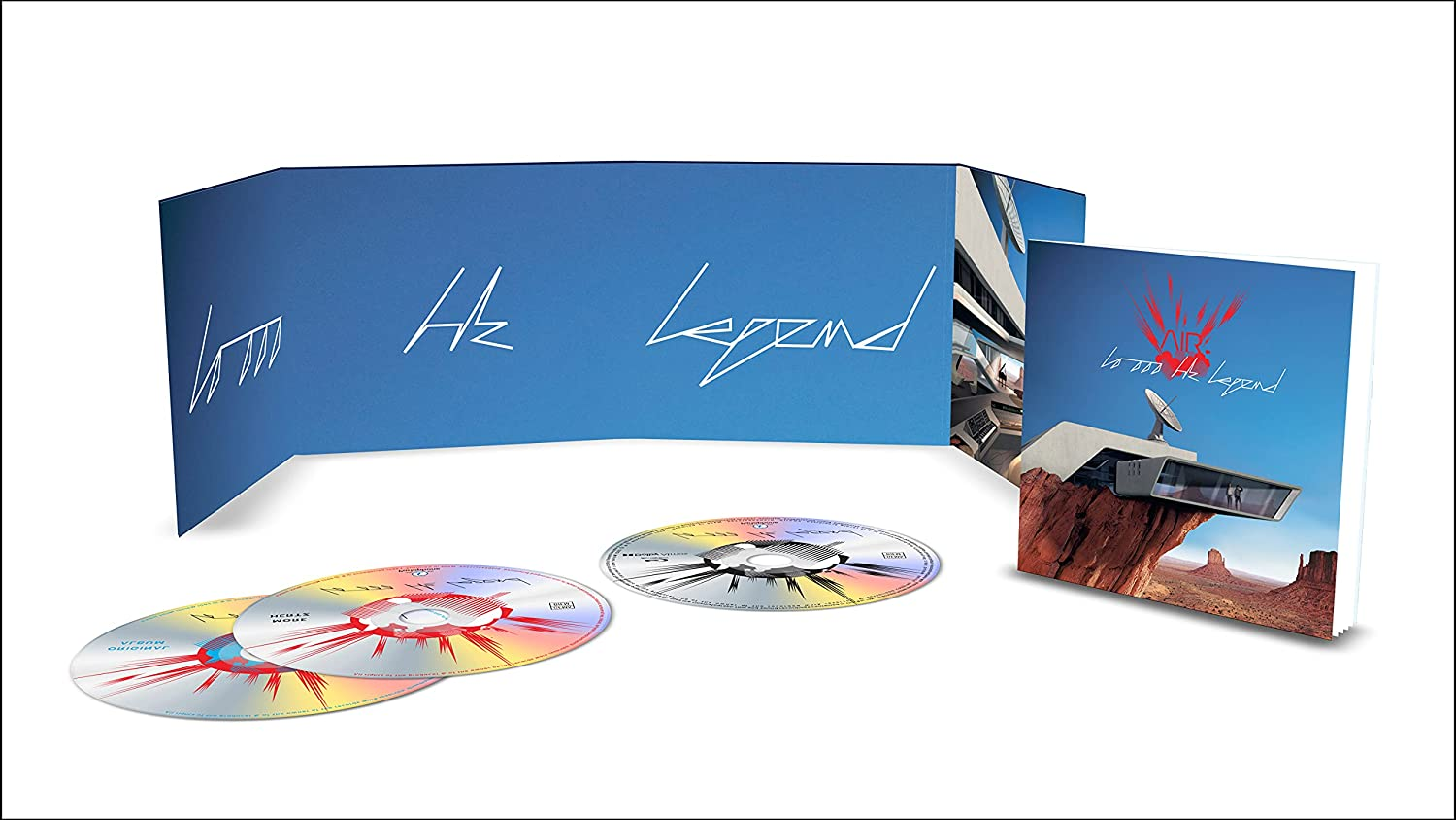 Air Announce 20th Anniversary 10 000 Hz Legend Reissue With Rarities And Demos