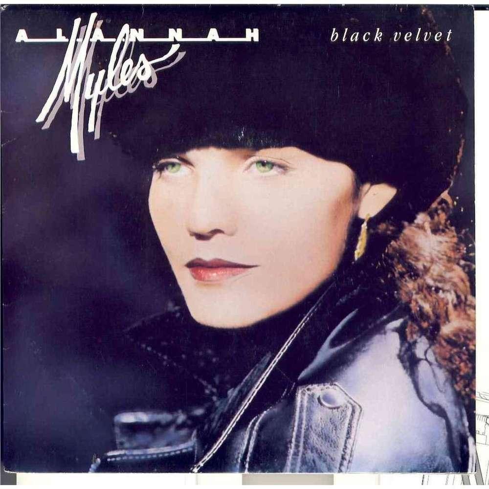 "The Number Ones: Alannah Myles' ""Black Velvet"""