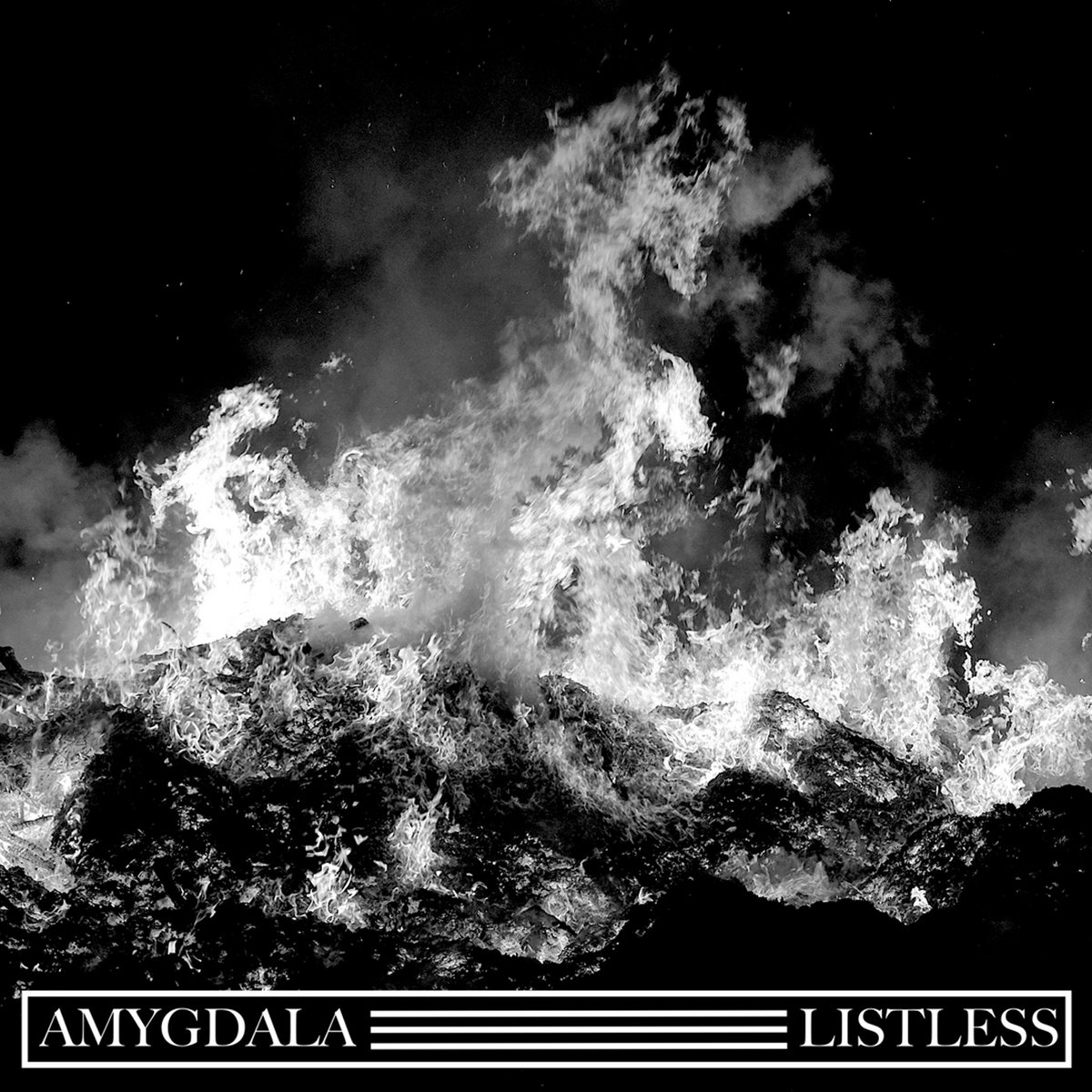 Stream Amygdala & Listless' Great New Split LP