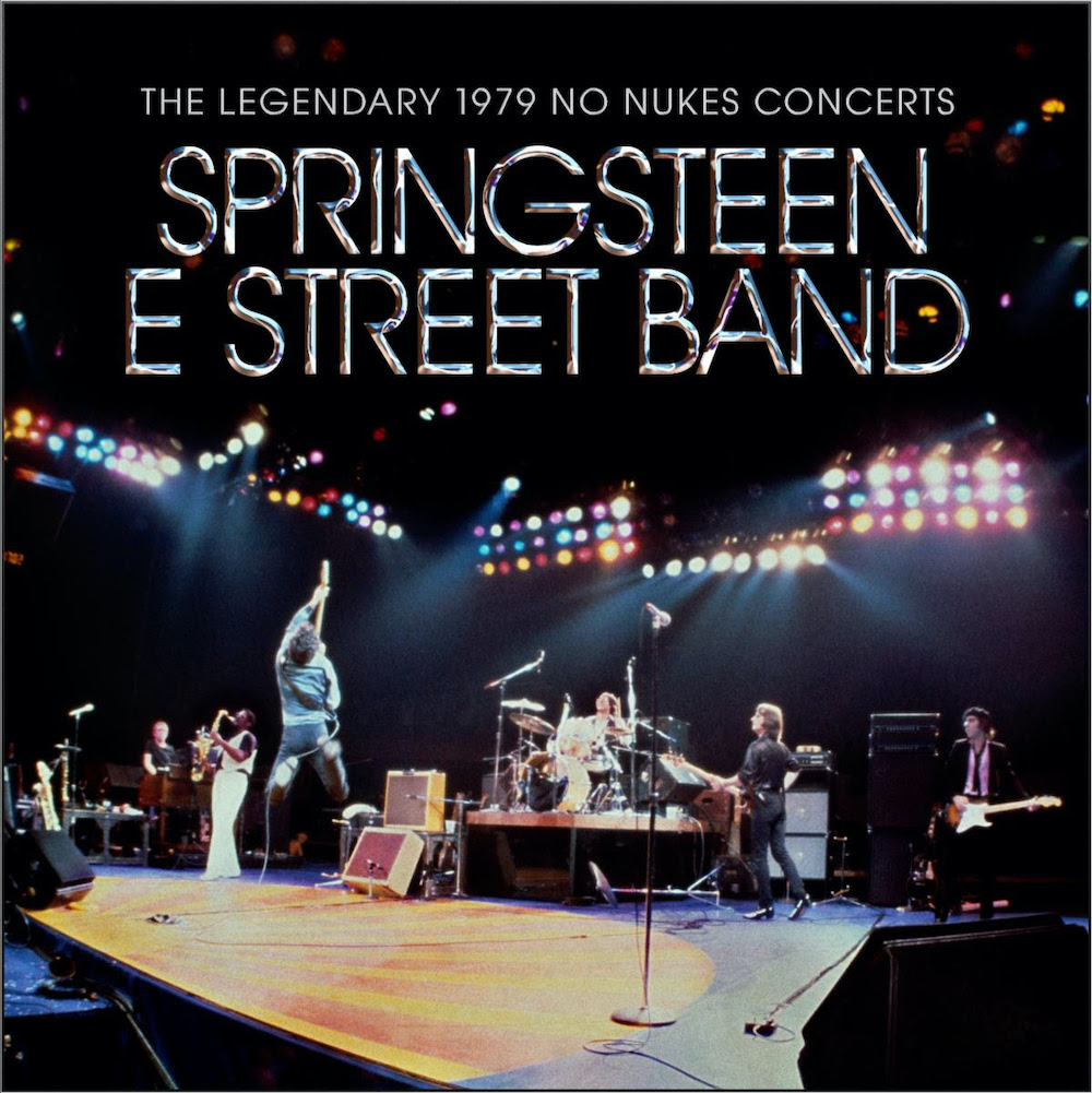 Bruce Springsteen Announces The Legendary 1979 No Nukes Concerts Vinyl And Film