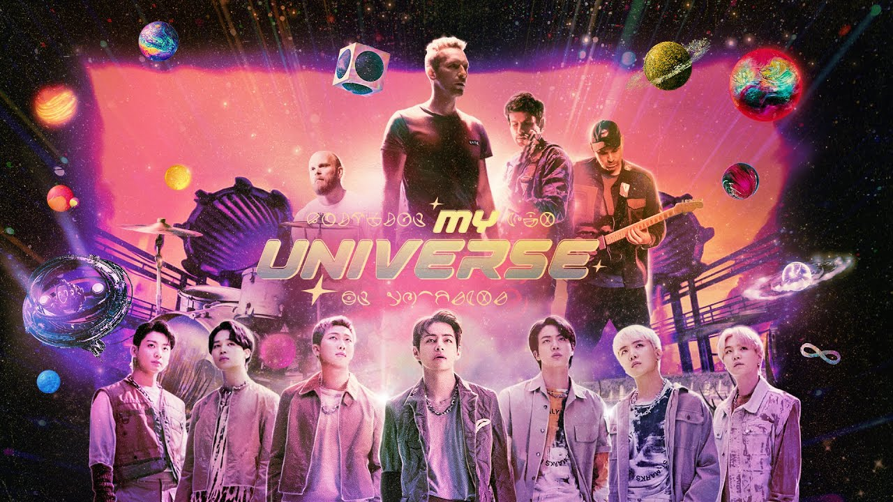 """Coldplay & BTS' """"My Universe"""" Video Is Doing A Whole Lot"""