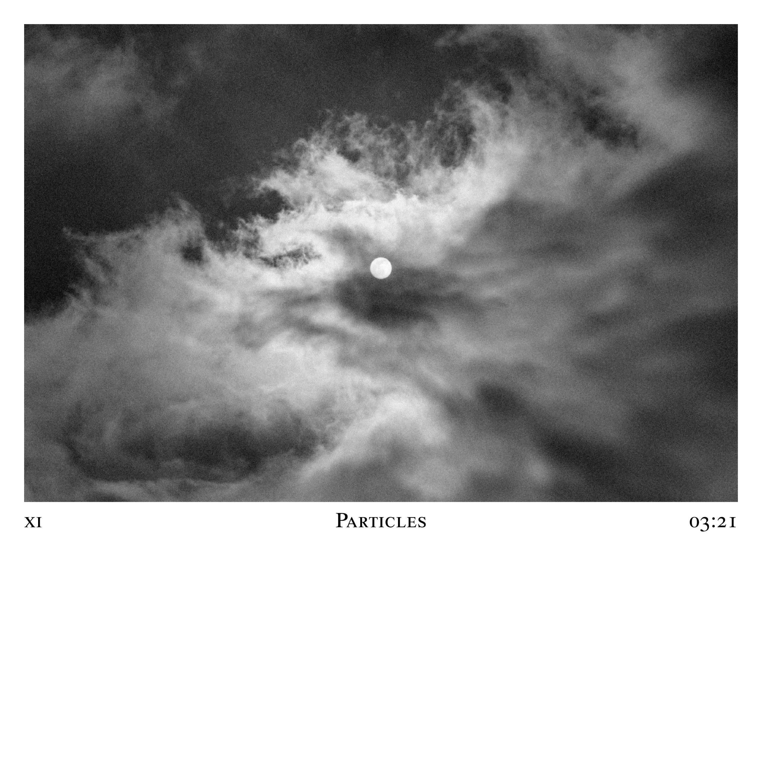 "Damon Albarn – ""Particles"""