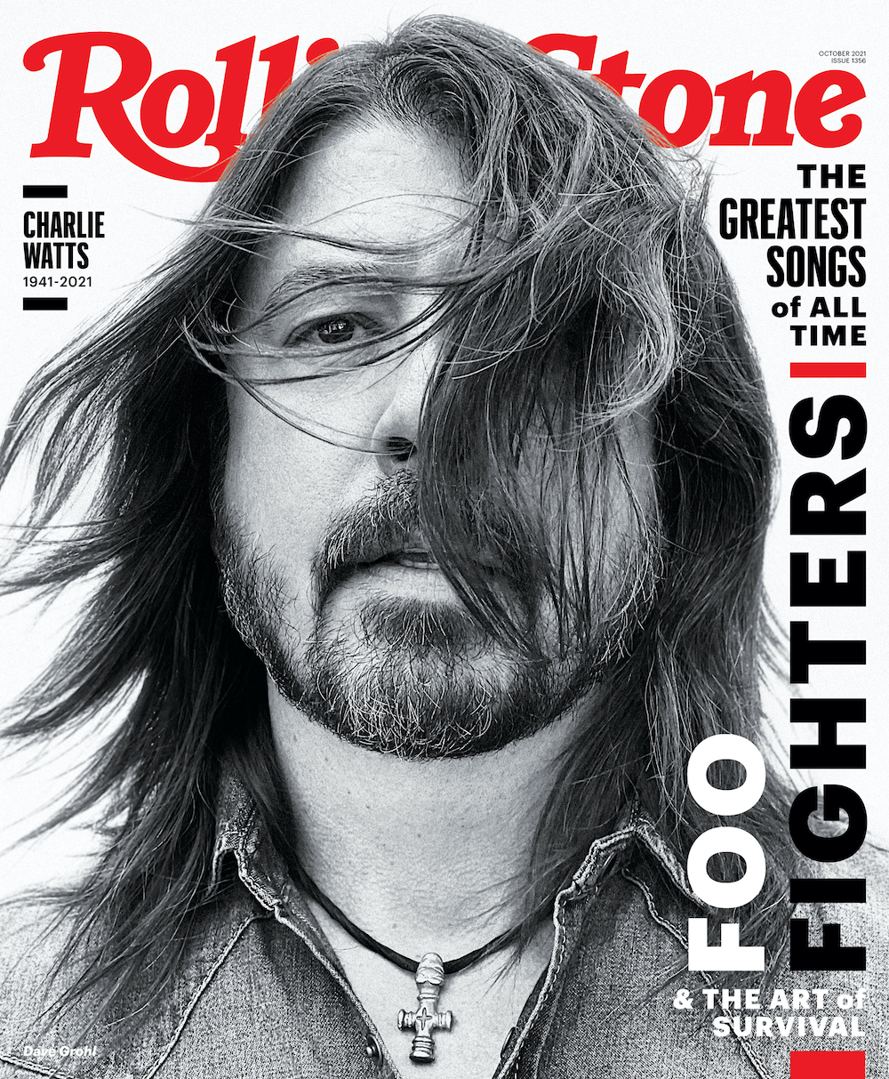 Dave Grohl Compares Songwriting Philosophy To Rivers Cuomo's, Recalls Almost Joining Gwar