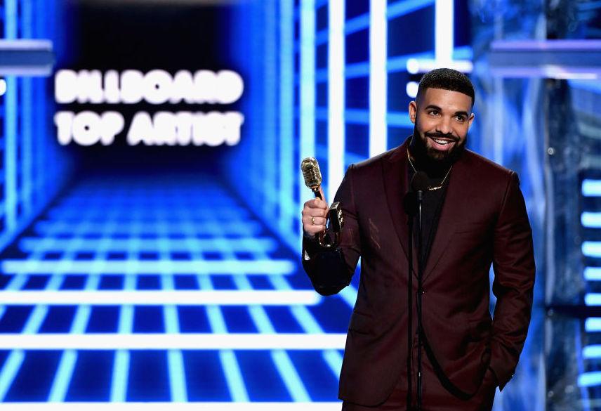 Drake Has Nine Of This Week's Top 10 Singles
